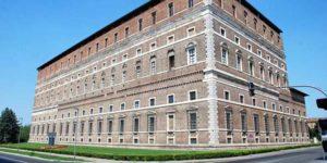 Дворец Палацо Фарнезе