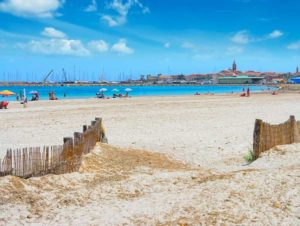 Пляж в Альгеро - Сан-Джованни