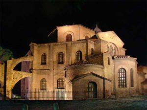 Сан-Витале в Равенне