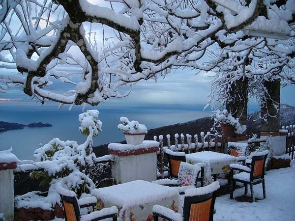 Италия в январе - погода