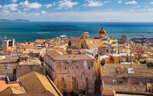 Столица Сардинии - Кальяри