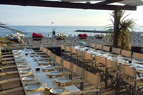Лучшие пляжи в Римини