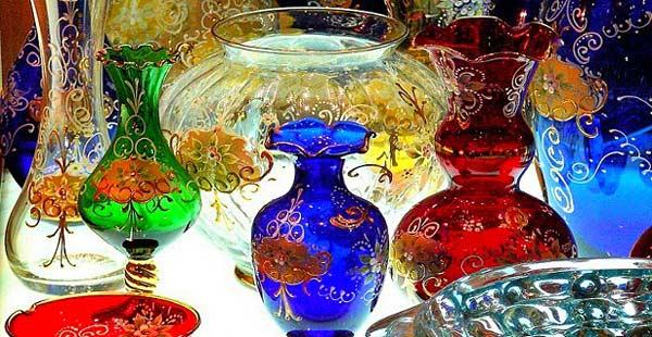 Муранское стекло в Венеции