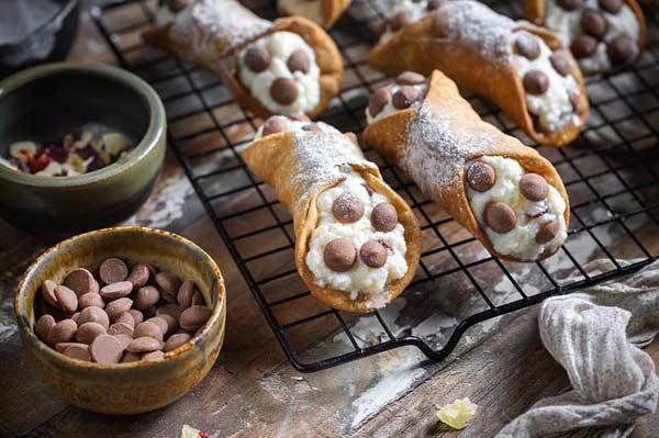 Итальянские сладости - Канолли