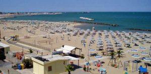Пляж Ривабелла