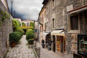 Государство Сан-Марино в Италии