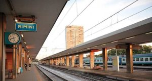 Вокзал Rimini