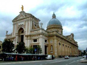 Церковь Санта-Мария-дельи-Анджели