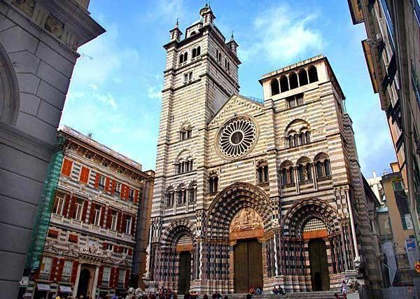 Церковь Святого Лаврентия (Генуя)