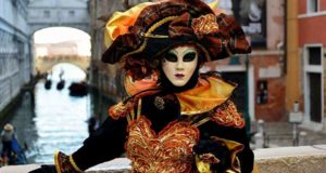 Венецианский маскарад