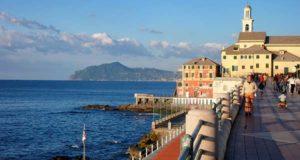 Пляж Корсо Италия