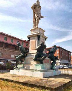 Памятник «Четыре мавра»