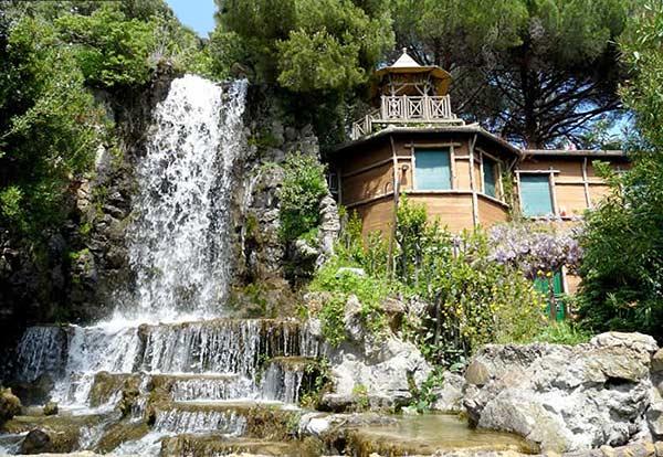 Парк Вилетта-ди-Негра