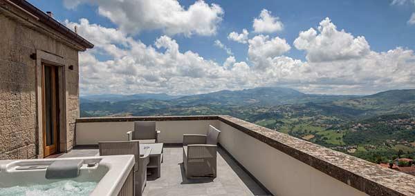 Отель в Сан-Марино - Titano Suites 4*