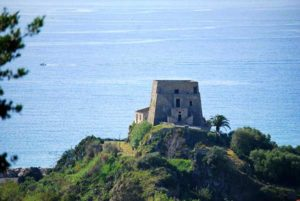 Башня Талао в Скалеи