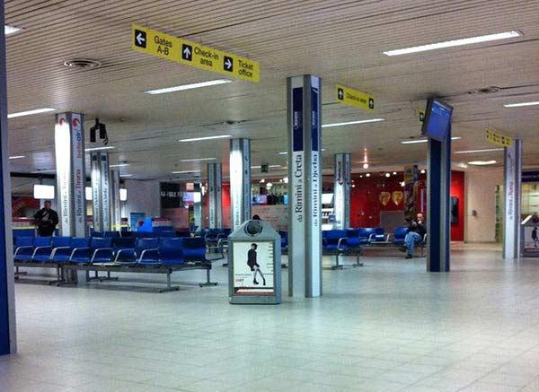 Аэропорт Римини Мирамаре
