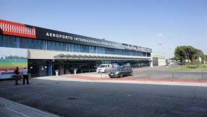 Аэропорт в Римини (Федерико Феллини)