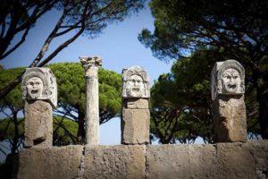 Храмы Остии