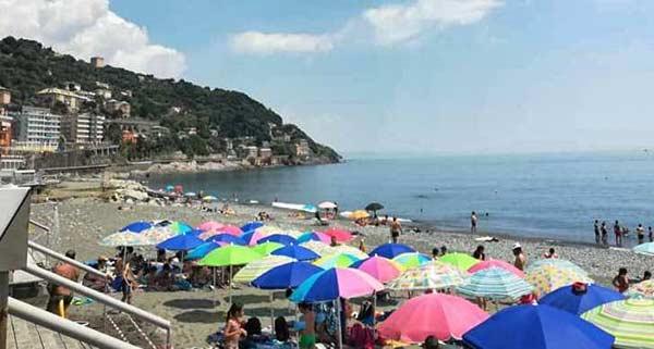 Пляж Вольтри