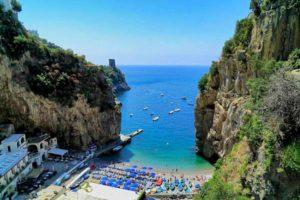 Пляжи Амальфи (Италия)