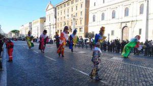 Праздник Богоявление в Риме в январе
