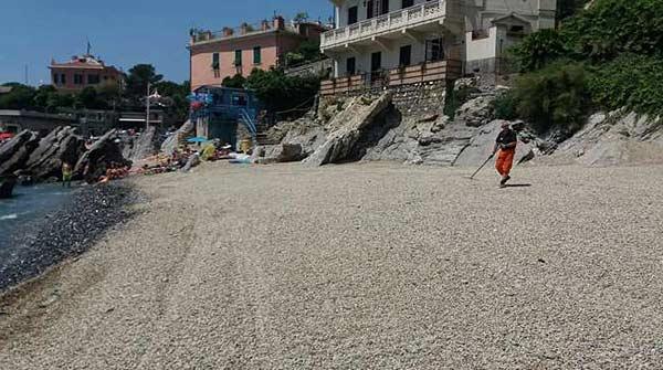 Пляж Кварто