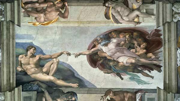 Фрески Микеланжело в Ватикане