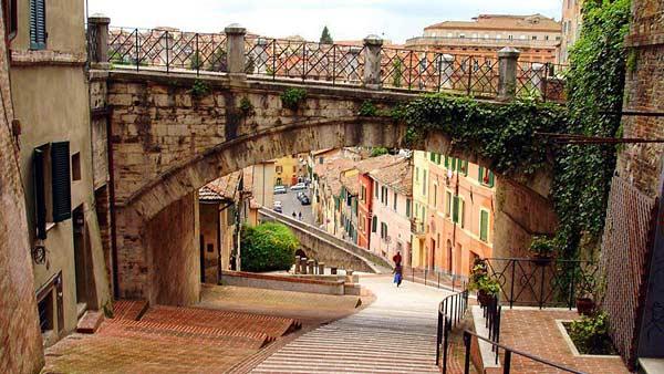 Перуджа Италия