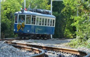 Трамвайная линия Опичина