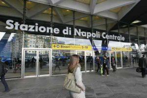 Вокзал в Неаполе