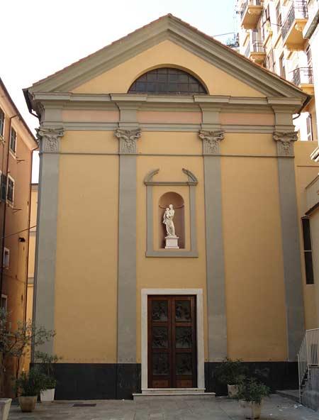 Церковь Святых Джованни и Августина